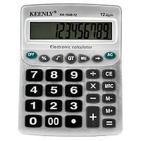 Калькулятор Keenly KK-1048-12 калькулятор настольный