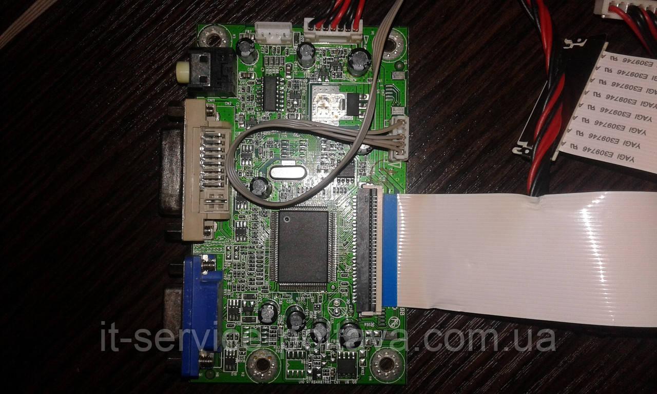 HannsG HL229DPB Шасси (Main Board): rtd2271w-a1.4-6003010087