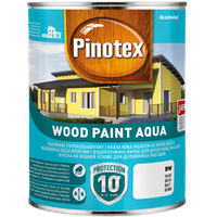 PINOTEX WOOD PAINT AQUA Фарба на водній основі для дерев'яних фасадів тонув.база, ВС 0,93 л