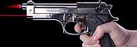 Зажигалка газовая в виде пистолета, фото 1
