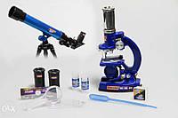 Оптический набор (микроскоп + телескоп) CQ-031