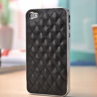Чехлы для iPhone 4 4S Luxury кожаный
