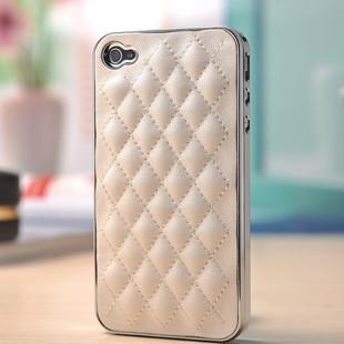 Чохли для iPhone 4 4S Luxury шкіряний