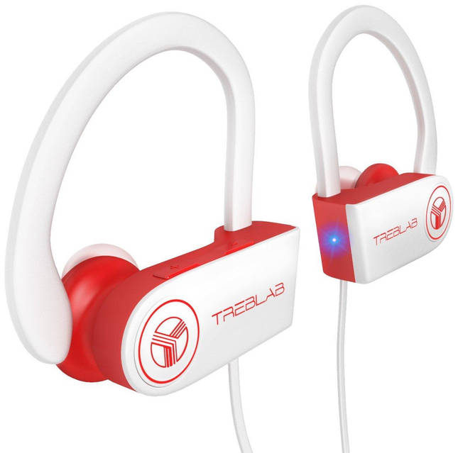 TREBLAB XR100 White, фото 1