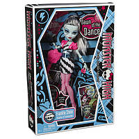 Кукла Монстер Хай Френки Штейн Рассвет Танца первый выпуск  Monster High Frankie Stein Dawn of the Dance