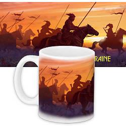 Кружка з принтом Ukraine 330 мл (KR_UKR001)