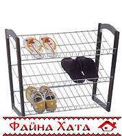 Подставка для обуви на 3 полки