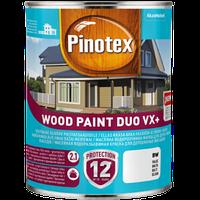 PINOTEX WOOD PAINT DUO VX+ масляная краска BW, белый 1 л