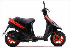 Запчасти для японских скутеров Хонда Ямаха Сузуки