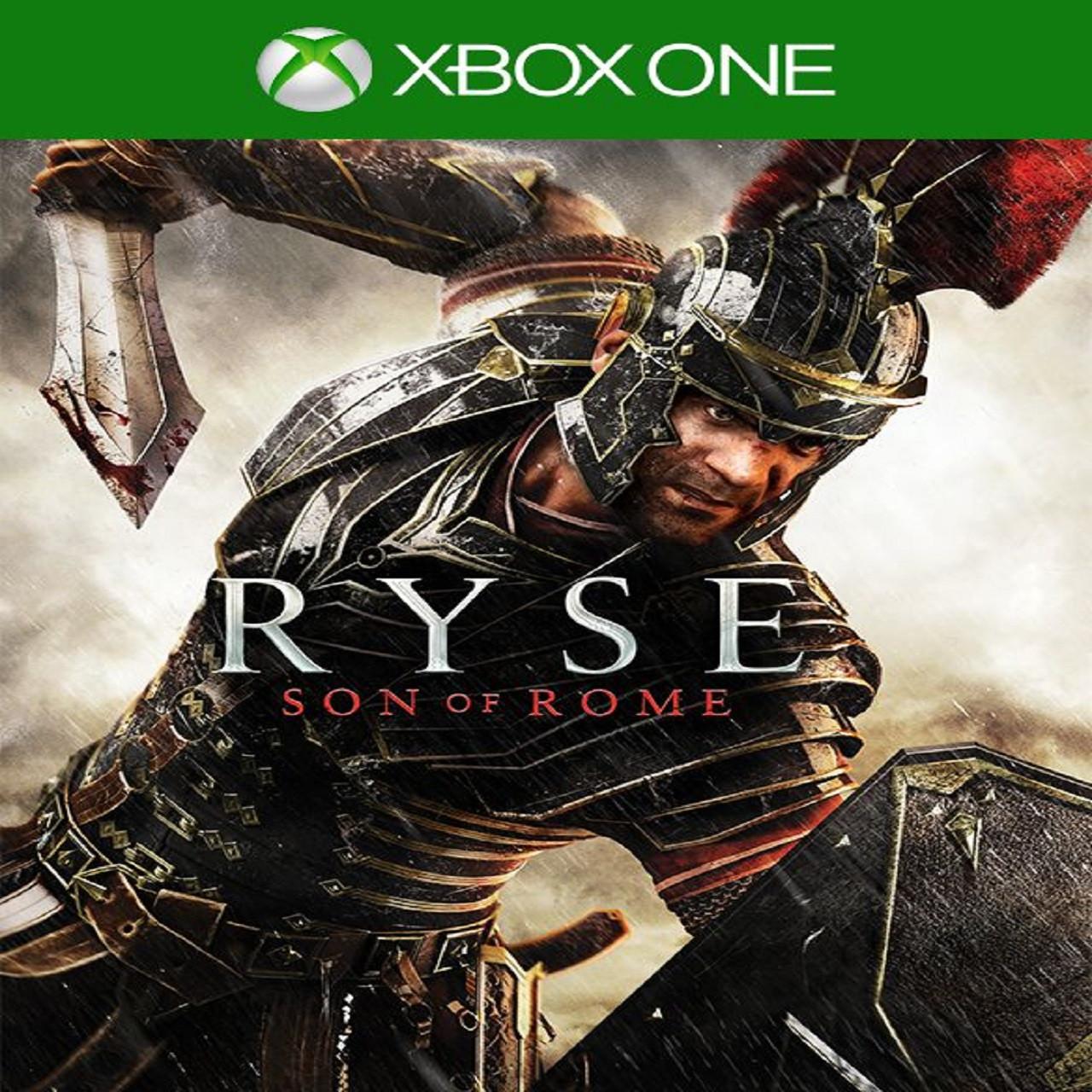 Ryse Son of Rome RUS XBOX ONE (Б/В)