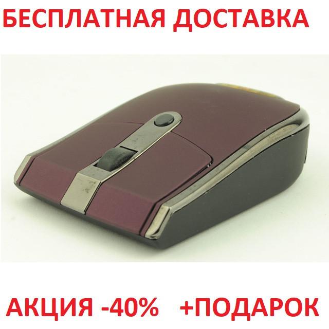 Мышь компьютерная беспроводная MA-MTW09 USB Black body Wireless Computer Mouse