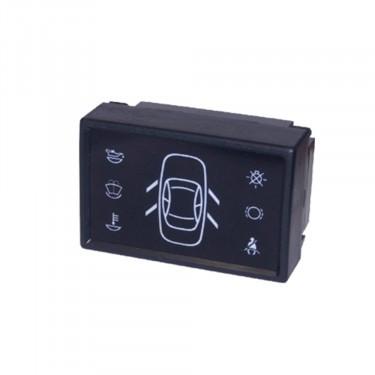 Блок индикации бортовой системы ВАЗ-2110