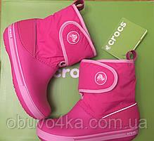 Сапоги Crocs crocband II. 5 gust boot р С13, фото 3