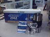 Гільзо-поршнева група ГАЗ-53 поршнекомплект Кострома Мотордеталь 53-1000105-04, фото 2