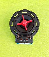 Насос/помпа PLASET 30W / 220V /крепление на 8 защелок (контакты сзади раздельно) для стиральной машины  Италия, фото 1