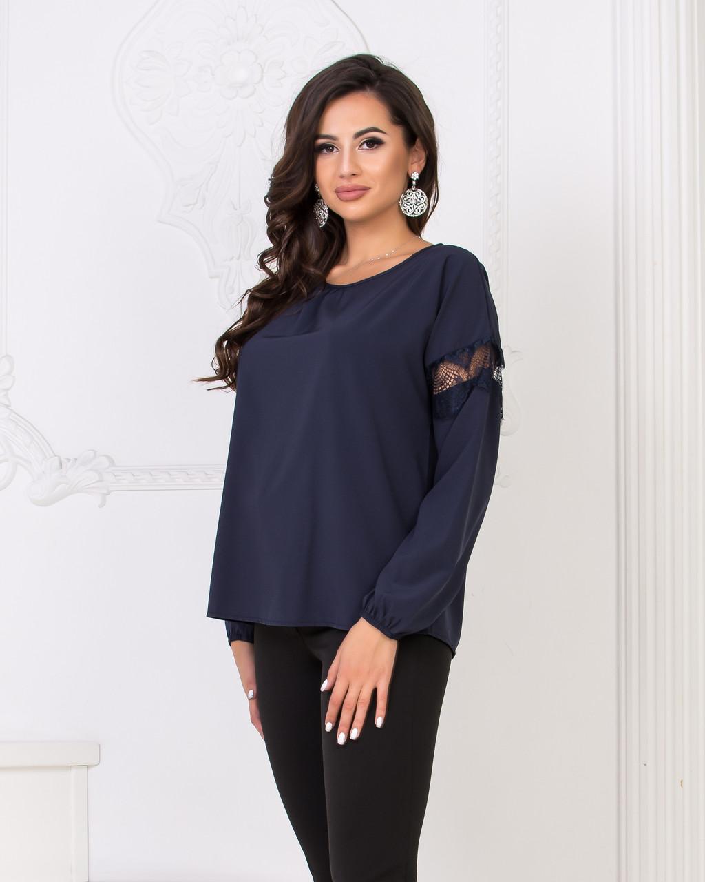 7754ad0867a Женская блузка больших размеров 15116 (р 42-56)  продажа