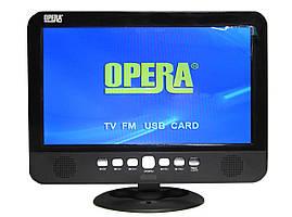 """Автомобільний портативний телевізор Opera 10"""" T2"""