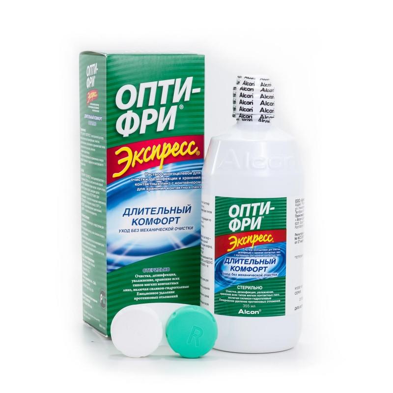 Раствор Опти-фри 355 мл