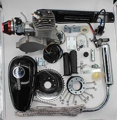 Веломотор / бензомотор (дырчик) 80см3 комплекты