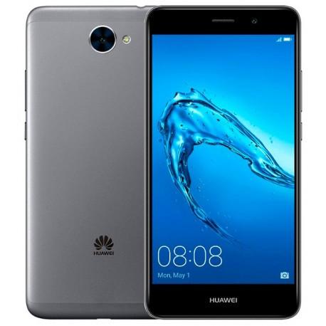 "Смартфон Huawei Y7 2/16Gb, 12/8Мп, 5.5"" IPS, 2 sim, 4G, 4000мАh, Snapdragon 435, 8 ядер"