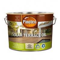 PINOTEX SOLAR TERRACE OIL Тонируемое масло для террас, мебели и фасадов на водной основе 2,33 л