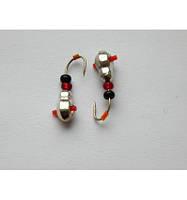 Мормышка муравей граненый Klasster MW-KL-3430C-SIL вольфр.
