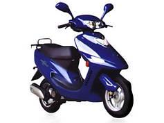 Запчасти цепной скутер ТВ-50-60куб Suzuki Run