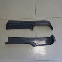Накладка порога двери кабины Газель 3302, Бизнес, бортовая тент, комплект (2 шт, правая/левая) (пр-во ГАЗ)