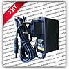 Сетевой адаптер для тонометра 6V/1A Microlife, AND, Gamma, Rossmax, Longevita, Omron, Vega, Medisana, B. Well