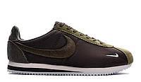 "Кроссовки Nike Cortez Ultra ""Olive""  (Копия ААА+)"
