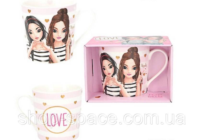Чашка из керамики Top Model Любовь
