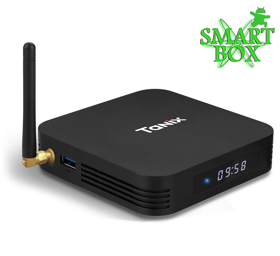 Tanix TX28 TV Box RK3328,4+32,Wi-Fi, Bluetooth, Android 7, фото 1