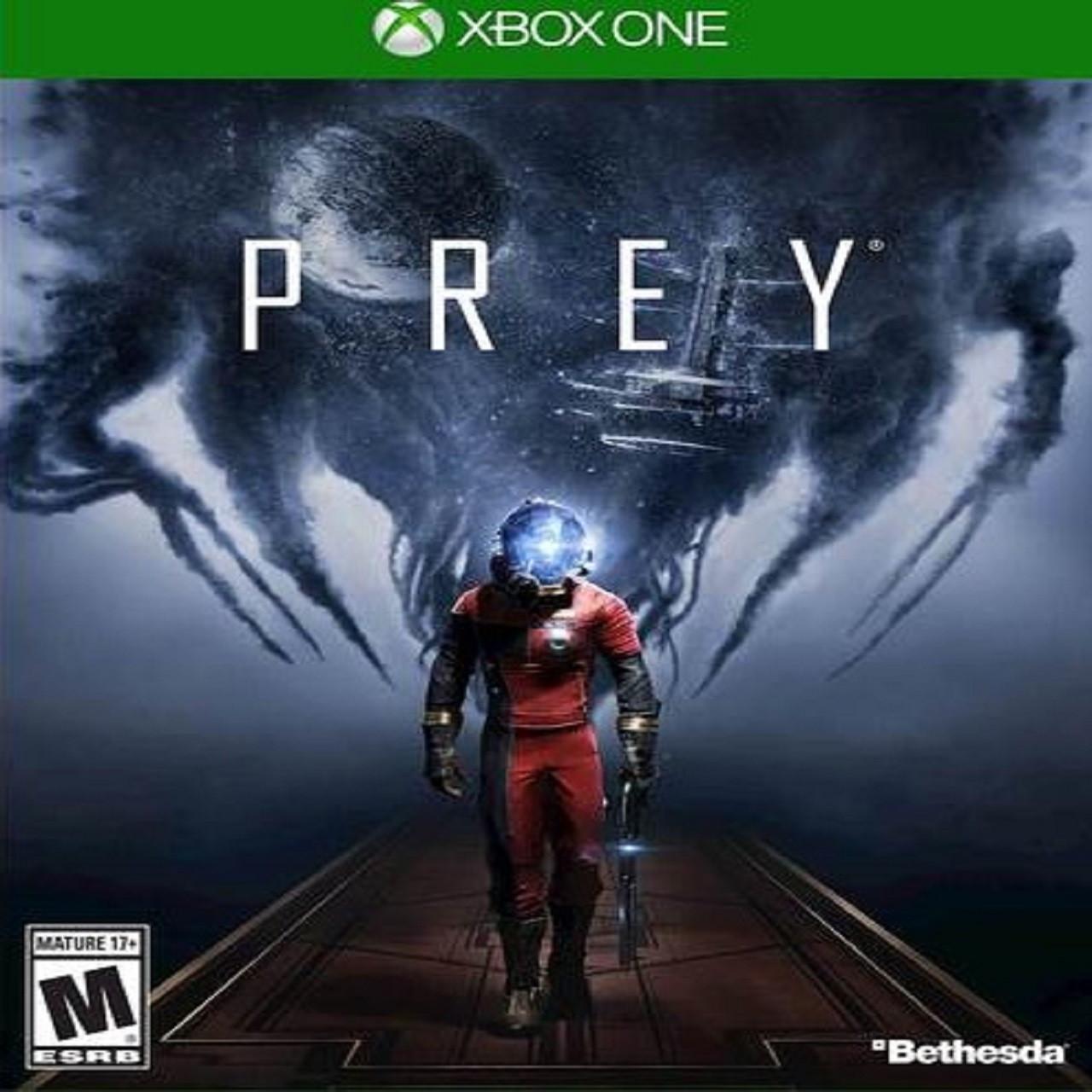 Prey (англіська версія) XBOX ONE (Б/В)