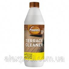 PINOTEX TERRACE CLEANER Миючий засіб для терас з глибоко просоченої деревини 1 л