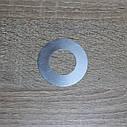 Шайба регулировки шкворня Газель +0,70, толстая (пр-во ГАЗ), фото 2