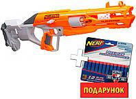 Бластер Accustrike Alphahawk, Nerf