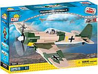 Конструктор Самолет Focke-Wulf Fw 190 A-4, серия Small Army, Cobi