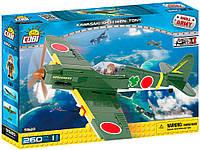 Конструктор Самолет Kawasaki Ki-61-I Hien Tony, серия Small Army, Cobi
