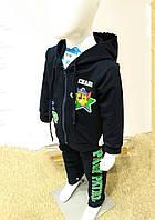 Детский спортивный костюм для мальчика и девочки с 92 по 128, фото 1