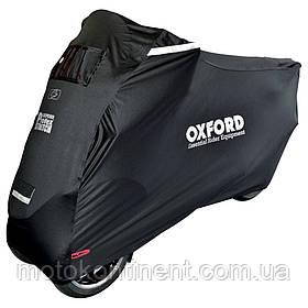 CV164 Моточехол Oxford Protex Stretch Outdoor MP3/3 wheel Размер моточехла оксфорд : 220х130х77,5 см