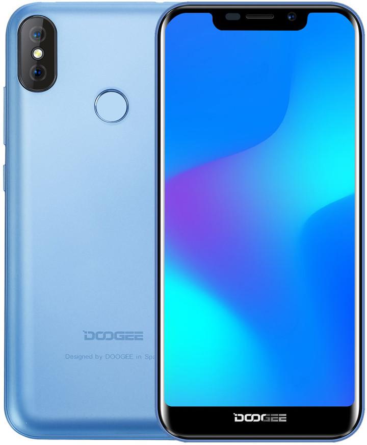 Doogee X70 | Синий | 2/16Гб | 4 ядра |