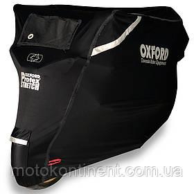 Моточехол Oxford Protex Stretch Outdoor Stretch-Fit Cover Размер  L моточехла оксфорд 246х127х104 CV162