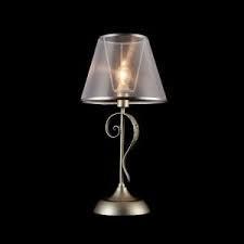 Настільна лампа FREYA FR2755-TL-01-BR DARINA
