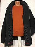 Пальто куртка на молнии шерстяное Gap (XL, 54-56), фото 9