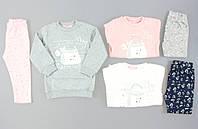 Комплект для девочек Sincere оптом, 1-5 лет. {есть:3 года,4 года,5 лет}, фото 1