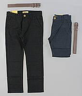 Котоновые брюки для мальчиков S&D , 6-16 лет.  {есть:12 лет,14 лет,6 лет,8 лет}