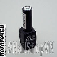 Базовое покрытие Global Fashion Black Elite Rubber Base Coat UV/LED 8ml