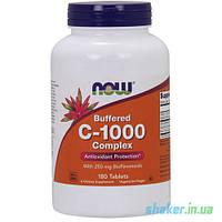 NOW Vitamin C-1000 Complex (180 капс) нау витамин ц комплекс