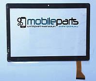 """Оригинальный Сенсор (Тачскрин) для планшета 10.1"""" Digma Plane 1553M 4G (PS1166ML) 50pin (238x165mm)(Черный)"""