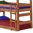 """Трехъярусная кровать """"Рейн"""" из массива натурального дерева, фото 2"""